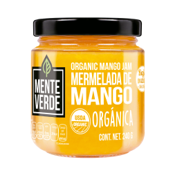 Mermelada de Mango Orgánica