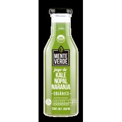 Jugo de Kale con Nopal y...