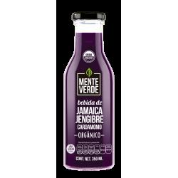 Bebida de Jamaica con...