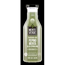 Bebida de Pepino con Menta...